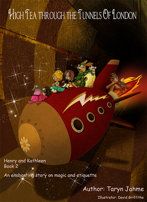 tunnels cover - The 'Henry and Kathleen' Books
