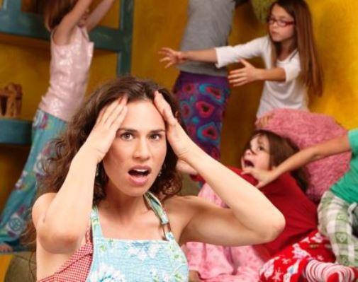 Bad behaviour in children