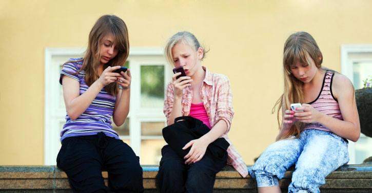 Do we influence our children's use of technology?