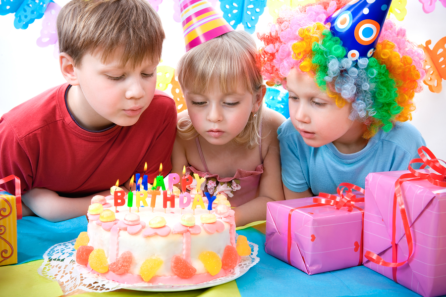 Birthday party etiquette for parents