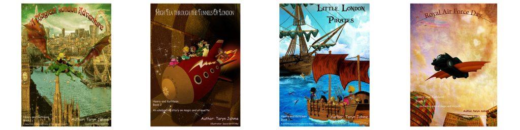 Taryn books 1024x256 - How Do We Talk to Children About the Terrorist Attacks?