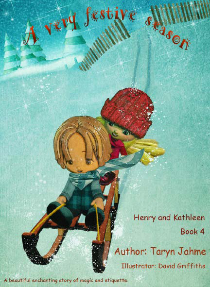 A very festive season - The 'Henry and Kathleen' Books