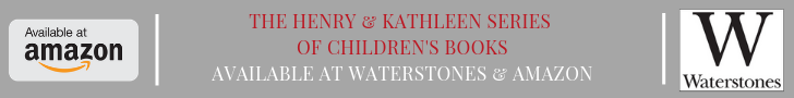 Henry and kathleen series of children's books from waterstones and amazon